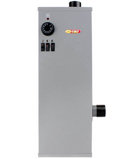 Электрокотел ЭВПМ-15кВт Эльбрус с механическим пультом управления тэн из нержавеющей стали