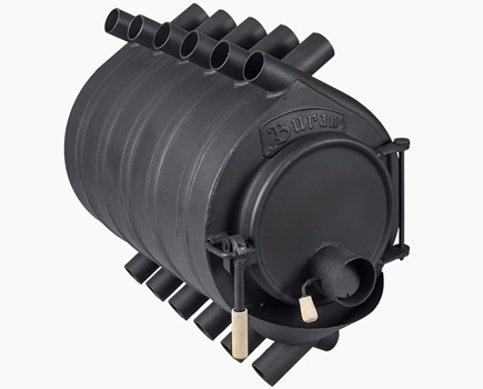 Печь отопительная Buran AOT-14 тип 02 до 400 м3