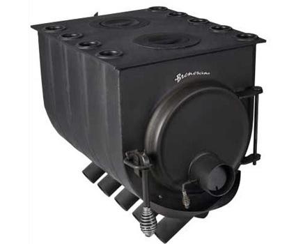 Печь отопительная Breneran с варочной плитой AOT-08 тип 005 2 конфорки до 150 м3