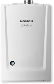 Настенный газовый двухконтурный котел Navien DELUXE 16 K