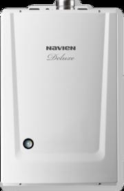 Настенный газовый двухконтурный котел Navien DELUXE 20 K