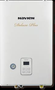 Настенный газовый двухконтурный котел Navien DELUXE PLUS 30 K